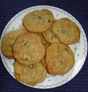 Chocolate Chip Cookies Recipe & History